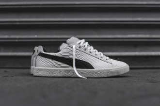 Puma Clyde SnakeSkin Upper - TRENDS periodical