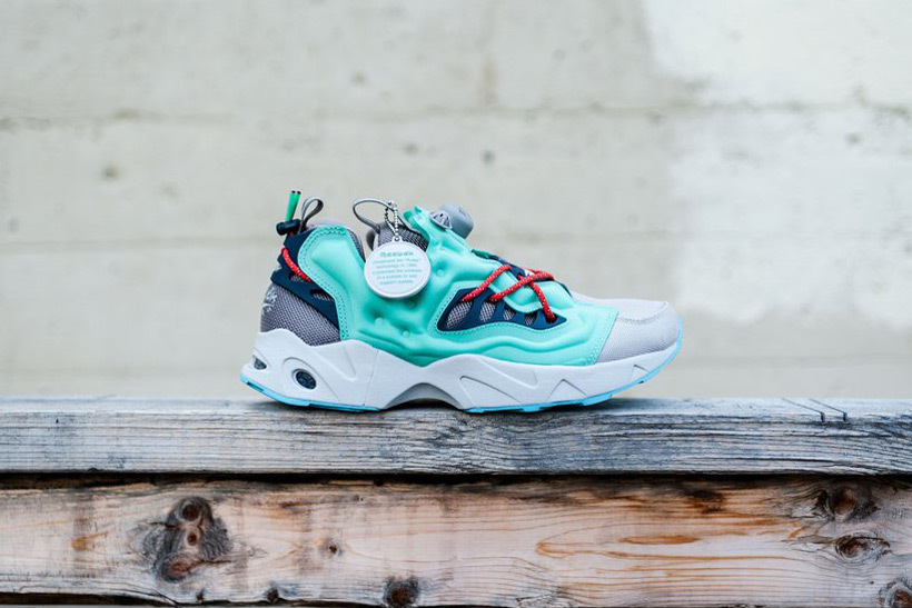 Nouvelle Reebok Instapump Fury Road TR « Beach Stone »