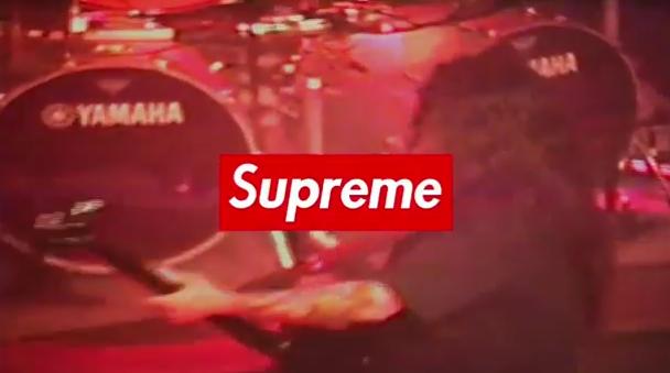Supreme dévoile un teaser de sa prochaine collab' avec Slayer !