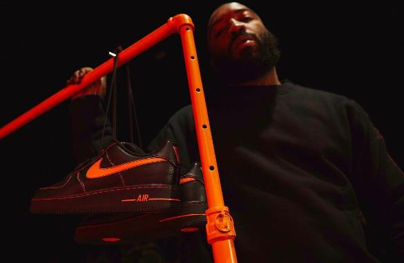 Nike confirme sa collaboration avec VLONE !