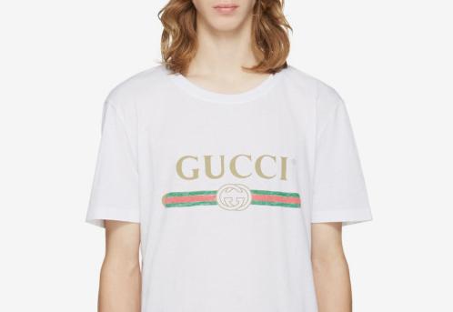 Gucci dévoile un tee exclusivement disponible auprès de SSENSE