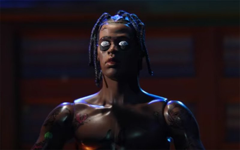 #NowPlaying : le clip sensationnel de Travis Scott pour 90210