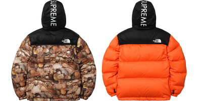 C'est officiel : une toute nouvelle collection entre Supreme et The North Face !