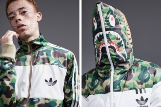 Bape x adidas Originals - TRENDS periodical