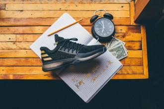 "adidas Harden Vol.1 ""Imma Be a Star"" - TRENDS periodical"