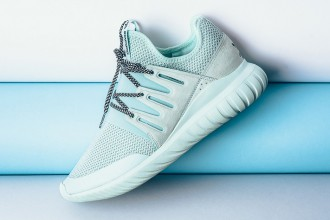 "adidas Tubular Radial ""Ice Mint"" - TRENDS periodical"