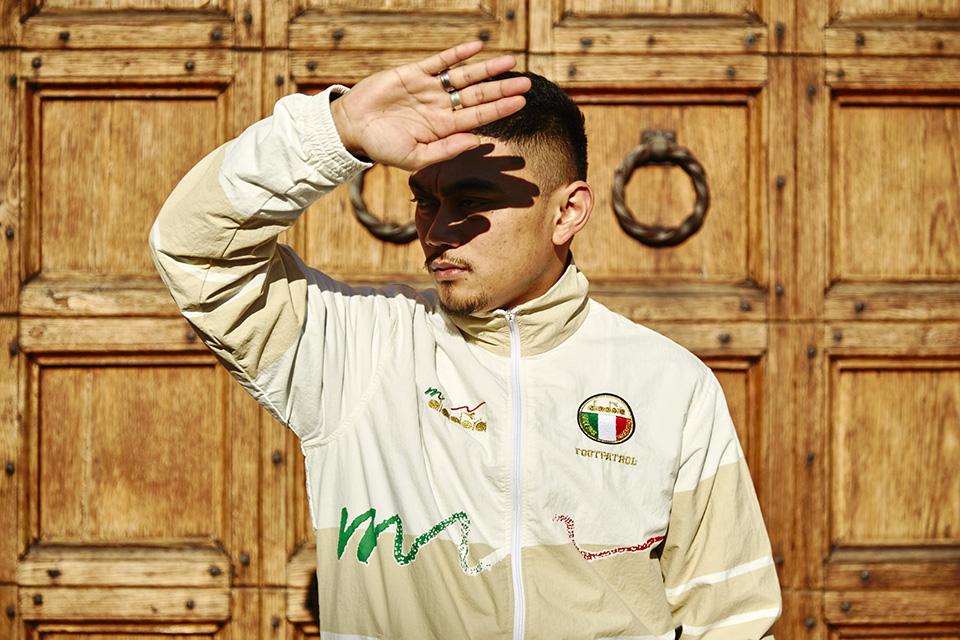 «Il Macchiato» est le nom de la nouvelle collection diadora x Footpatrol