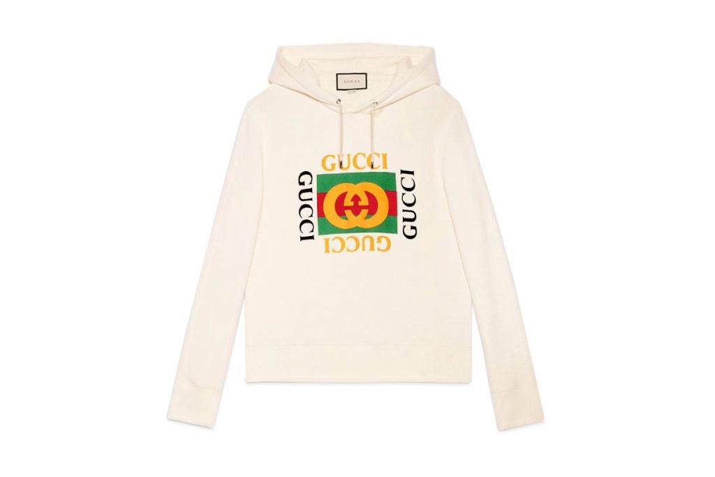 Découvrez les nouveaux t-shirt et hoodie signés GUCCI !