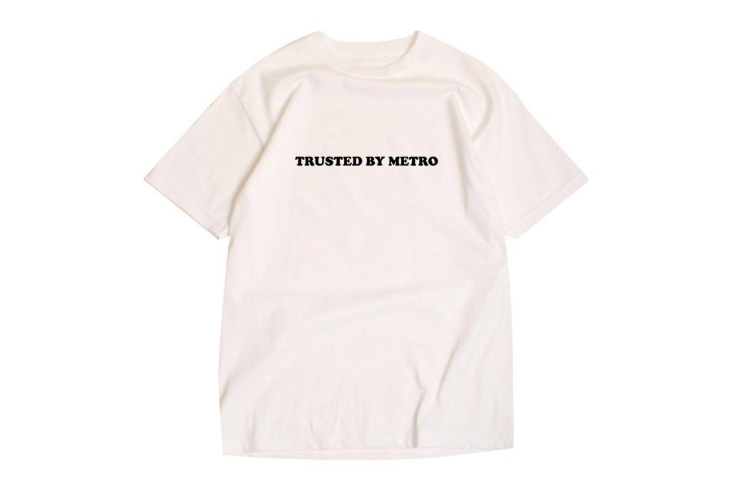 «Young Metro Don't Trust Trump» les nouveaux tees signés Metro Boomin
