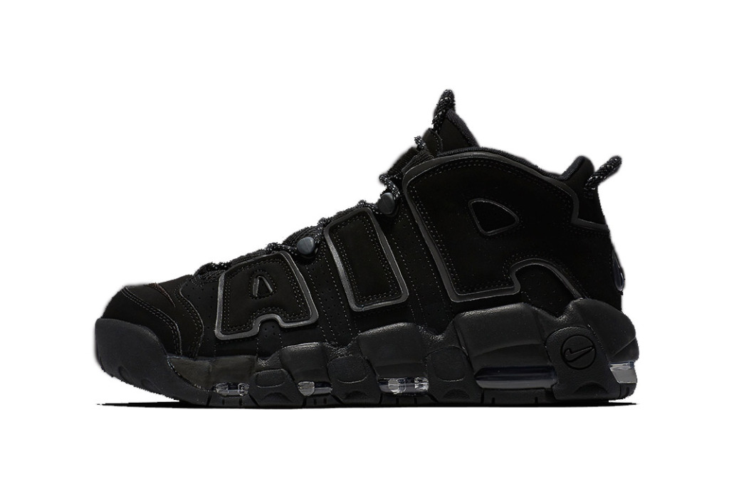 Nike lance une nouvelle Air More Uptempo « Reflective »