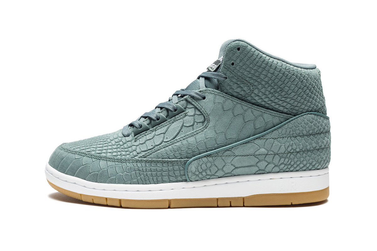 On adhère à la nouvelle Nike Air Python « Hasta Green »