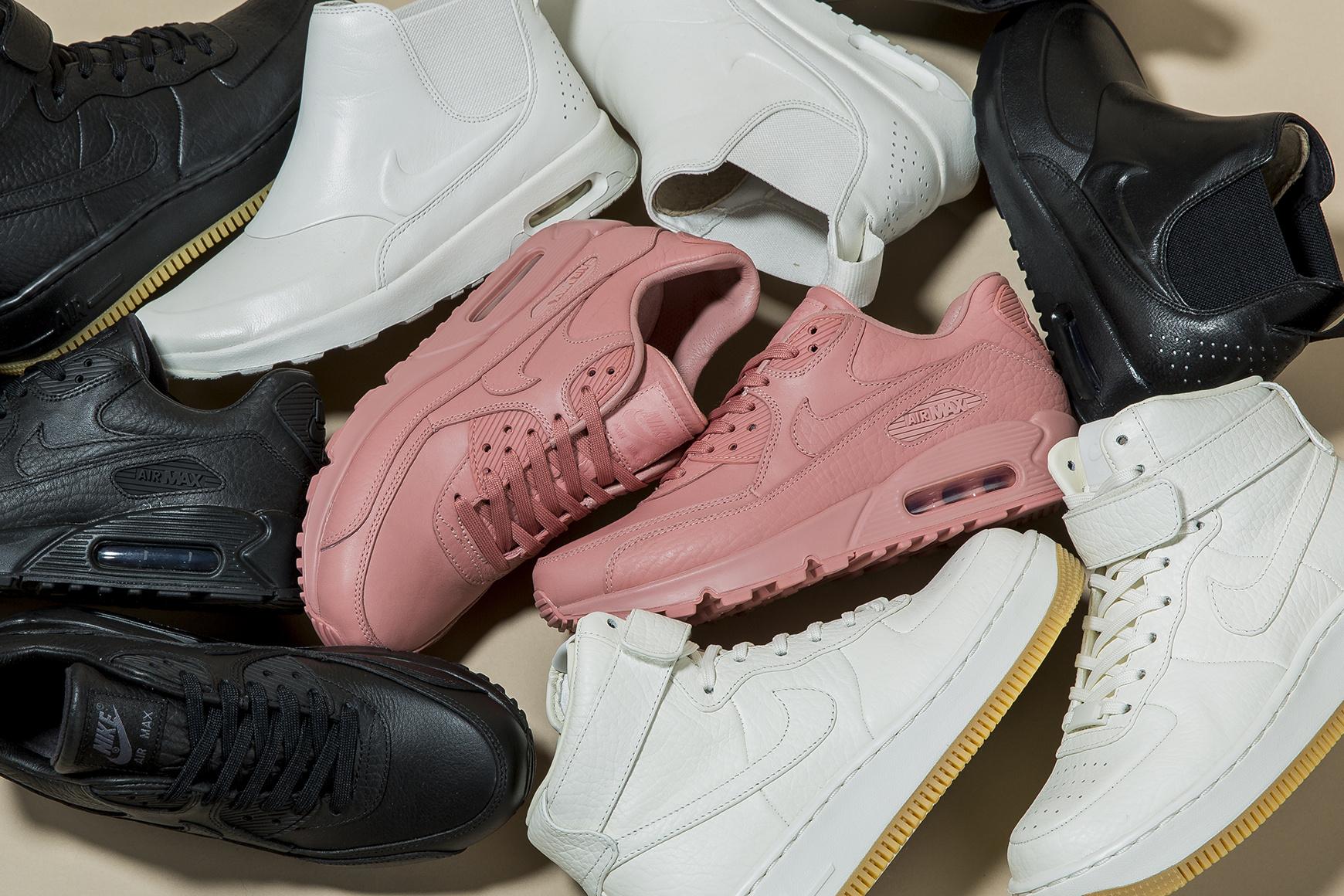 Les filles, découvrez la nouvelle collection Nike «Pinnacle»