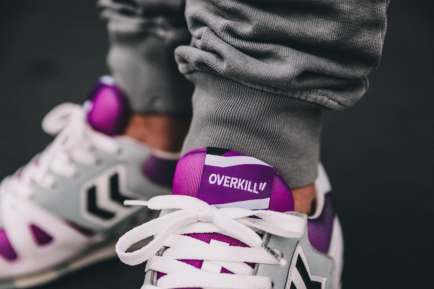 Overkill x Hummel Marathona - TRENDS periodical