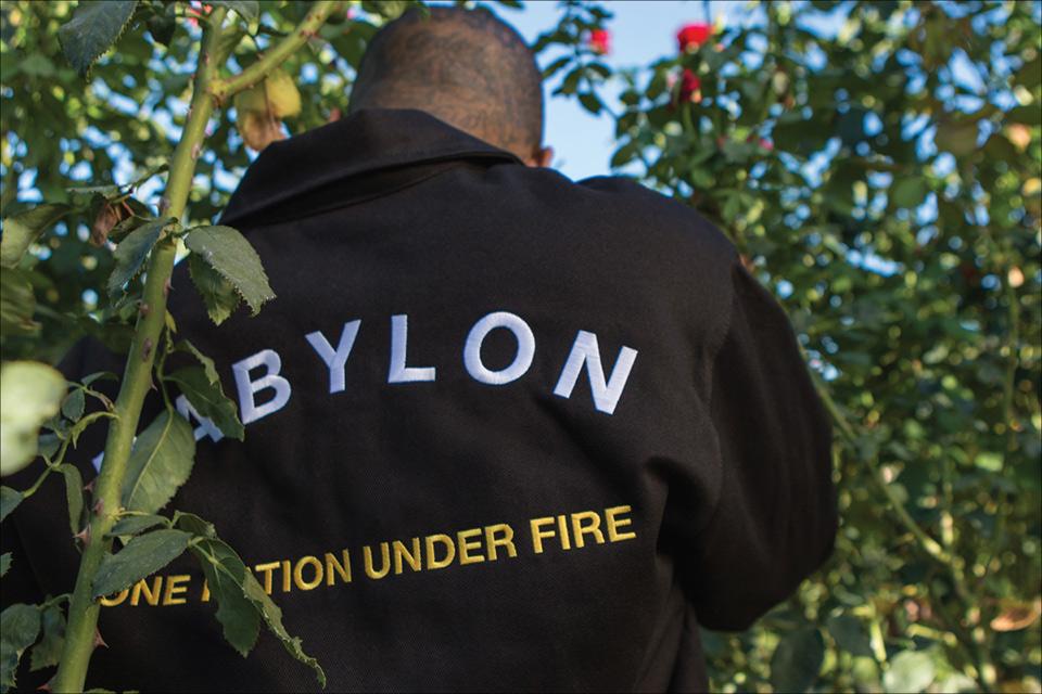 YG présente la nouvelle collection automne/hiver 2016 de Babylon
