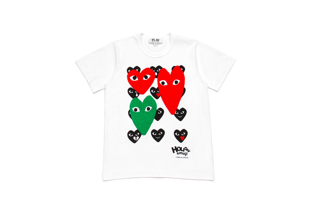 CdG Holiday Emoji Collection - TRENDS periodical