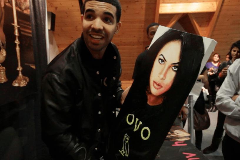 «Talk Is Cheap» rassemblant Drake et Aaliyah à écouter sur…