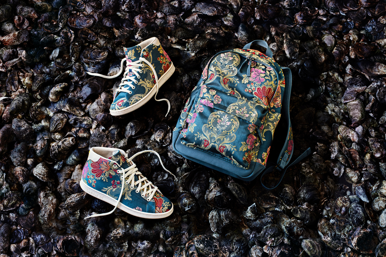 Pharrell Williams et adidas Originals dévoilent le JACQUARD Pack 2.0