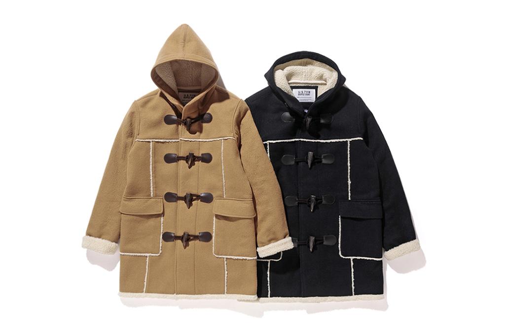 Stüssy et Schott NYC dévoilent deux vestes pour cet hiver
